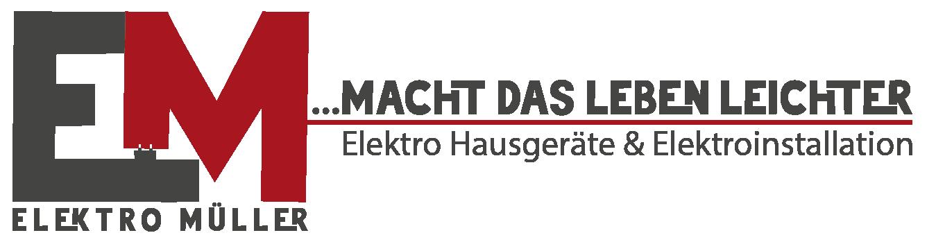 Elektro Müller Logo