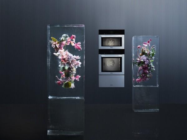 """Key Visual, Eis, Blumen, Generation 7000, ContourLine"",,Milieu,Edelstahl/CleanSteel"