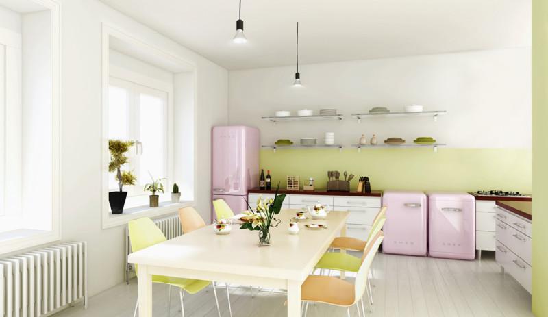 smeg-Kücheneinrichtung