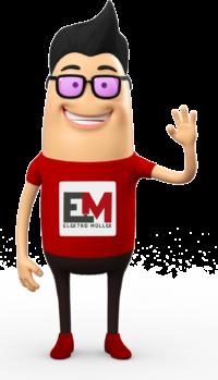 Manfred bei Elektro Müller