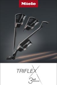 """3in1 Innovation, Neu von Miele """"Triflex Staubsauger"""""""