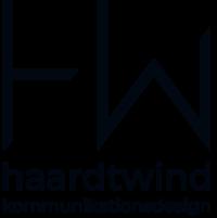 Logo haardtwind | kommunikationsdesign