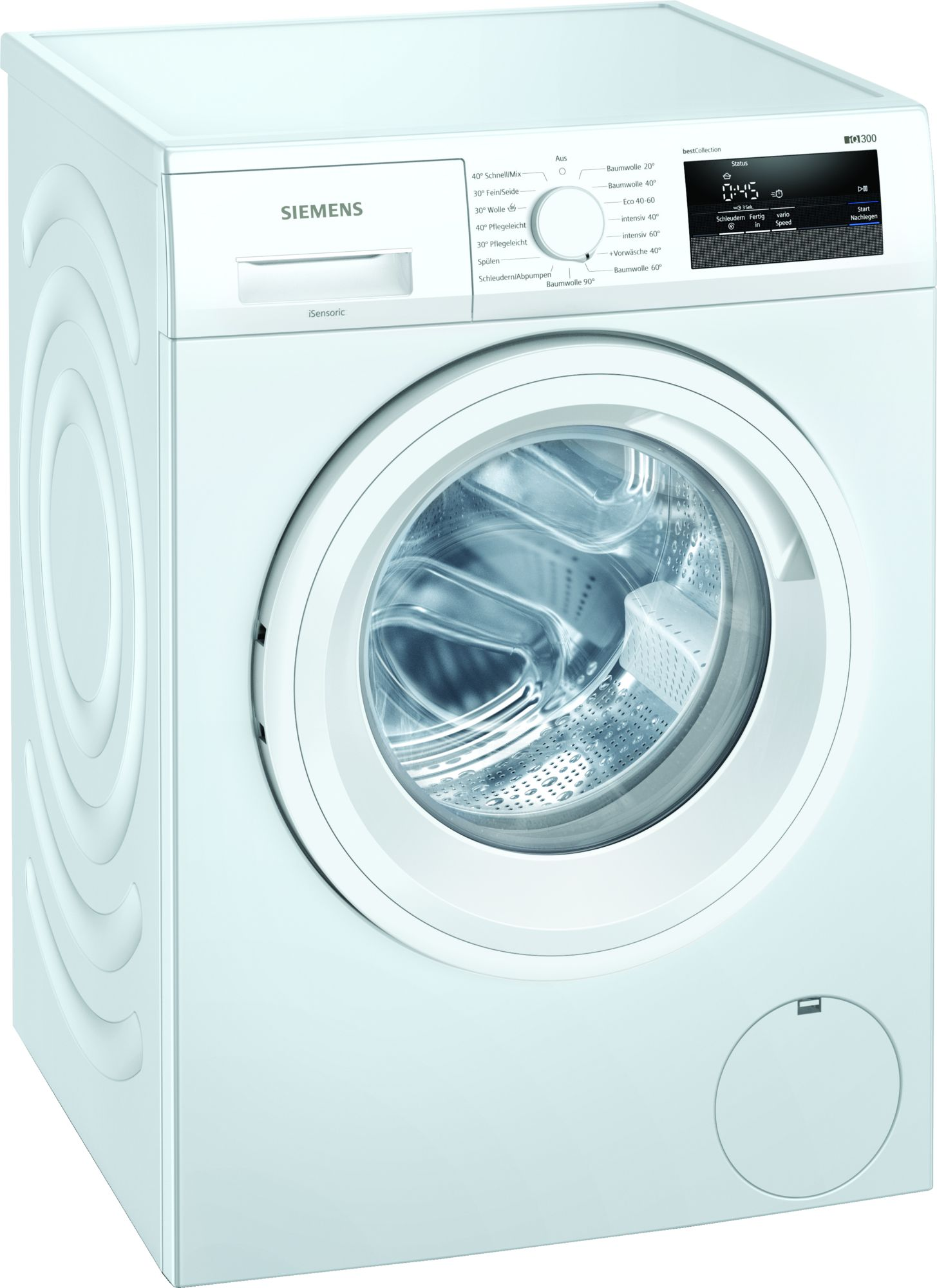 Angebot Siemens Waschmaschine-A2