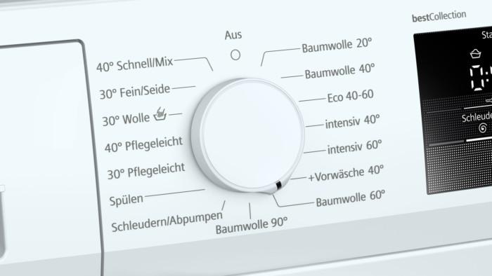 Angebot Siemens Waschmaschine-A3
