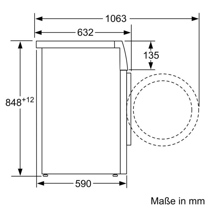 Angebot Siemens Waschmaschine-A6