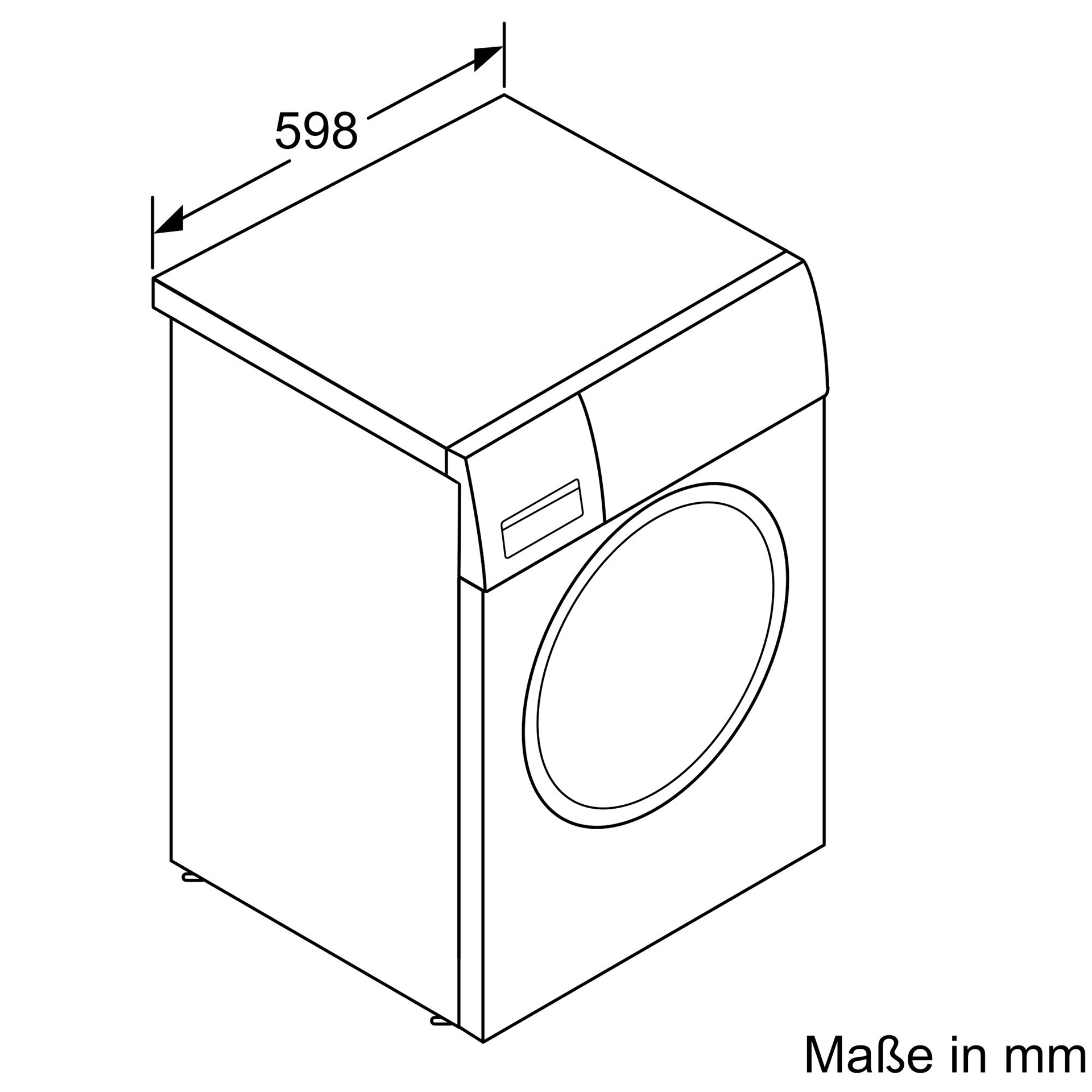 Angebot Siemens Waschmaschine-A7