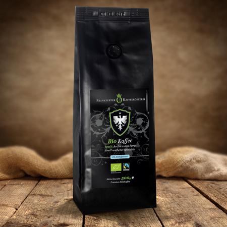 Frankfurter Kaffeerösterei Bio Kaffee_Entkoffeiniert