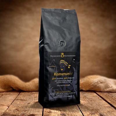 Frankfurter Kaffeerösterei Kameruner