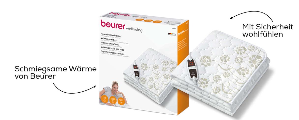 Beurer Wärmeunterbett UB 60