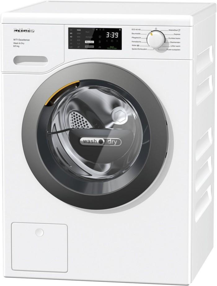 Miele Waschtrockner WTD165 WPM