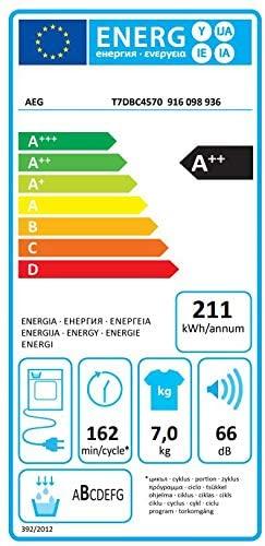 Wärmepumpentrockner T7DBZ4570